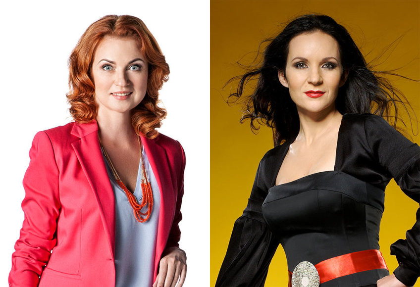 Asta Stašiatytė-Masalskienė ir Livija Gradauskienė