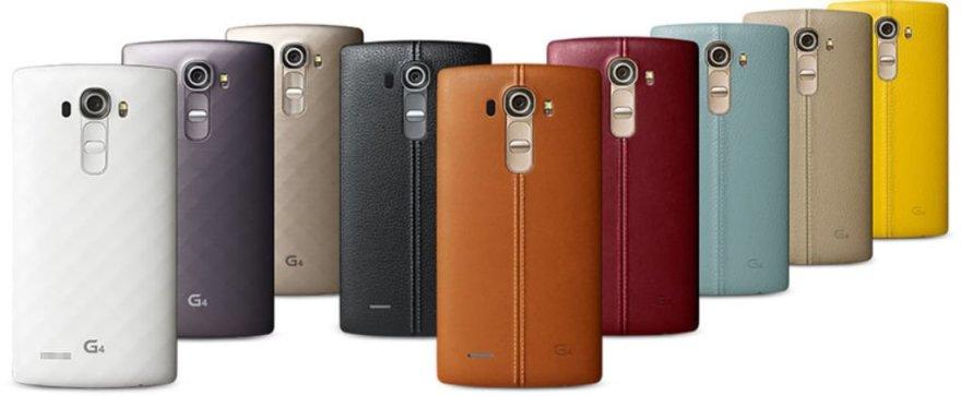 Taip turėtų atrodyti LG – G4