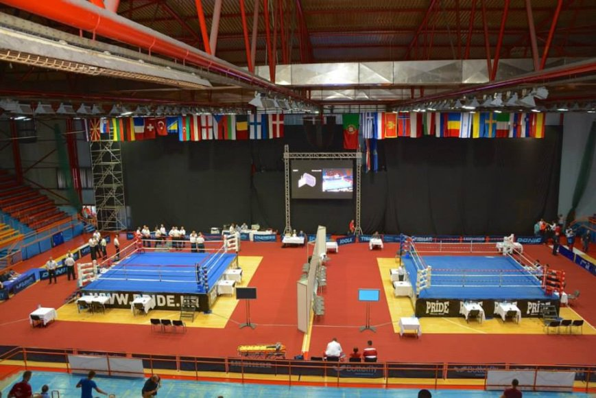 Jaunimo bokso čempionatas