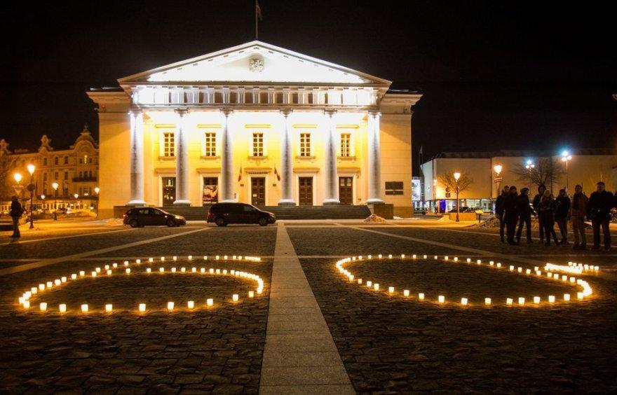 Žemės valanda Vilniuje