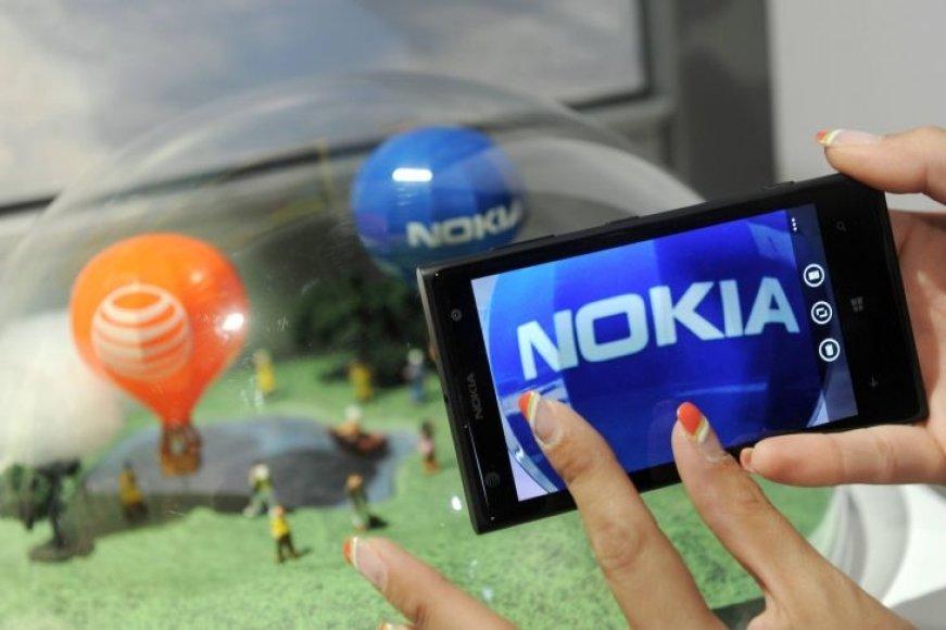 """Telefonas """"Nokia Lumia 1020"""""""