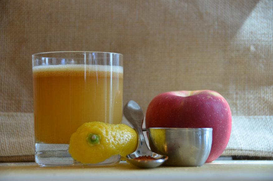 Sulčių dieta. Ar viskas yra sveika?