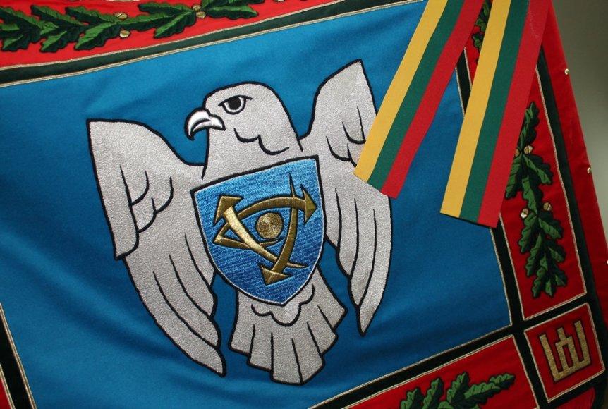 Kovinė vėliava