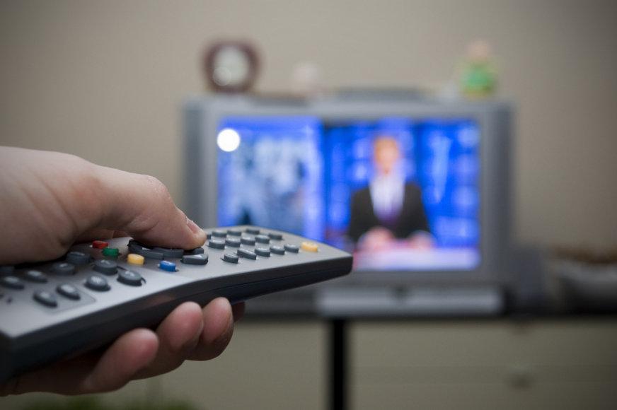 Televizoriaus žiūrėjimas taip pat gali būti streso priežastis