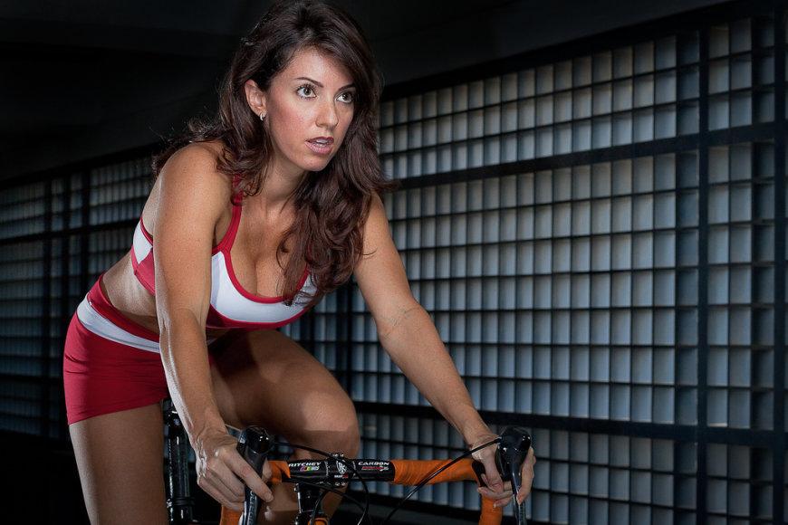 Dviračių aerobika