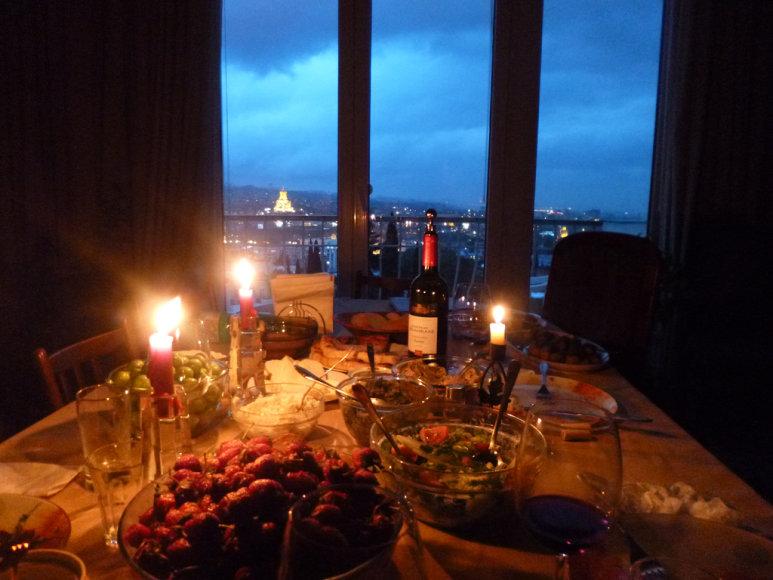 Vakarienė