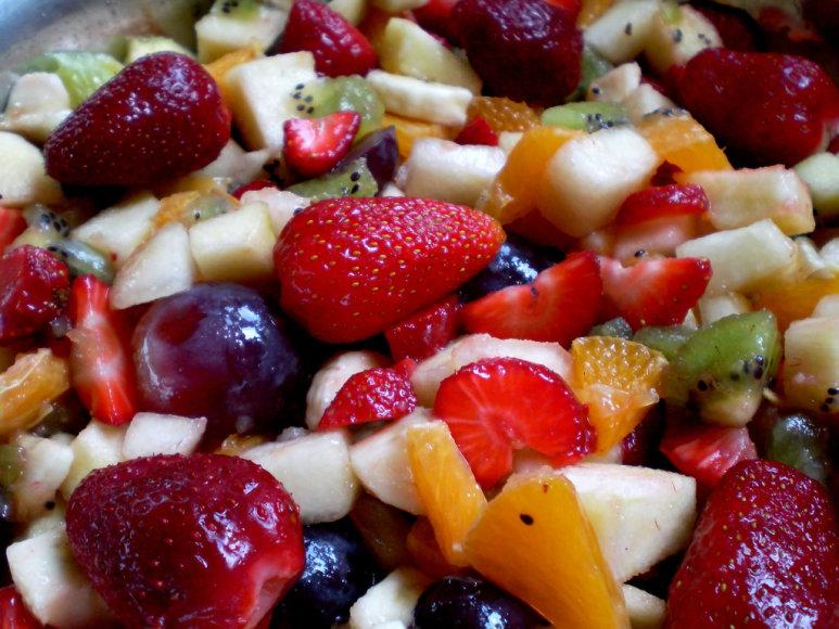Kaip panaudoti pernokusius vaisius?