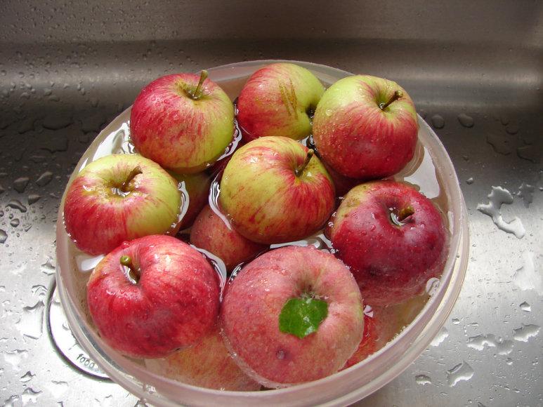 Obuoliai, kaip kosmetikos priemonė