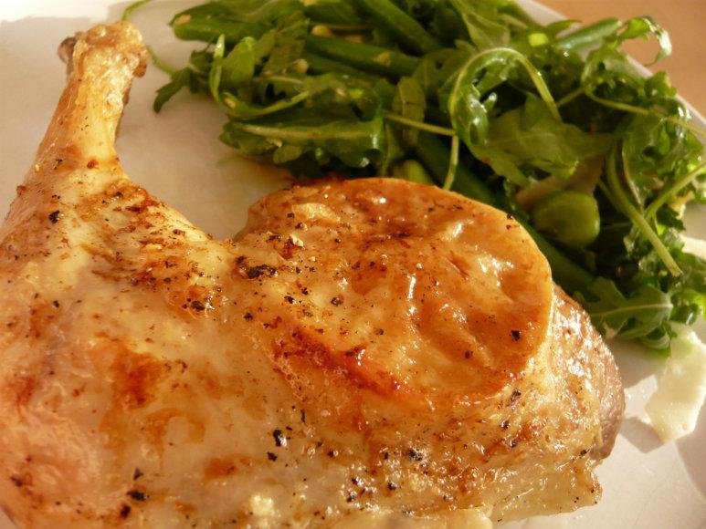 Riebus maistas gali sukelti virškinimo problemų