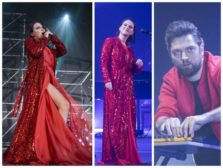 """Leon Somov & Jazzu"" koncertas ""Moments"""