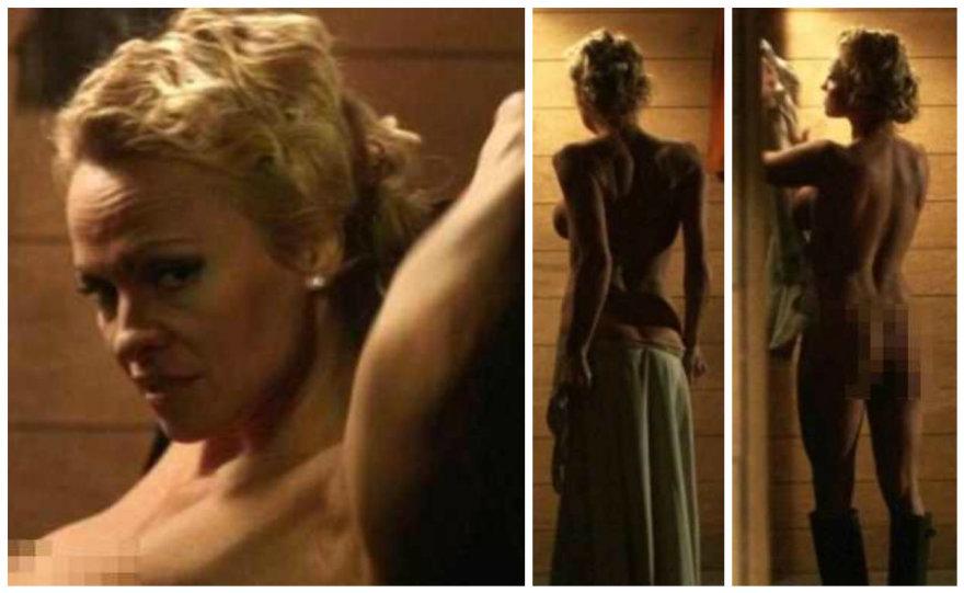 "Pamela Anderson filme ""The People Garden"""