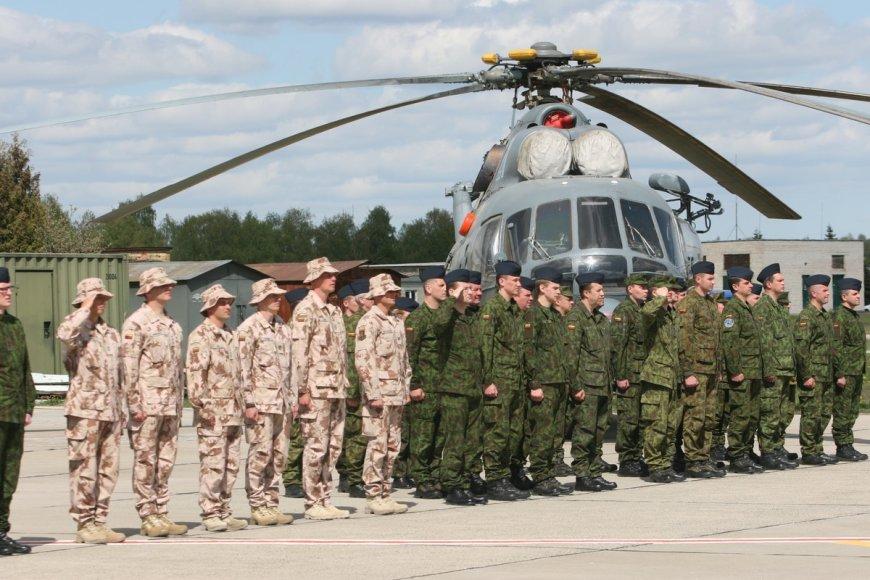 Misijos Afganistane nariai