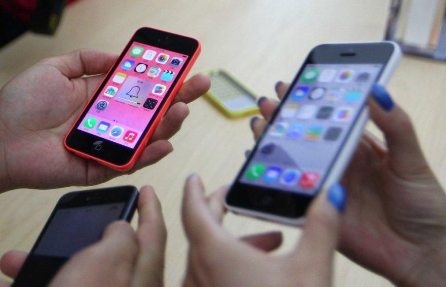 """Telefonai """"iPhone 5C"""""""