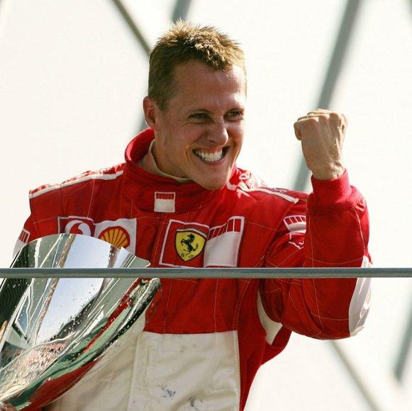 Michaelis Schumacheris 2006-ųjų rugsėjį