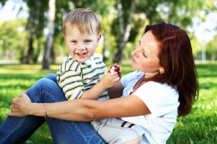 Motina su vaiku