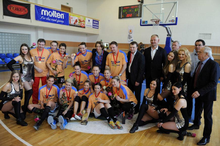 Baltijos moterų krepšinio finalas