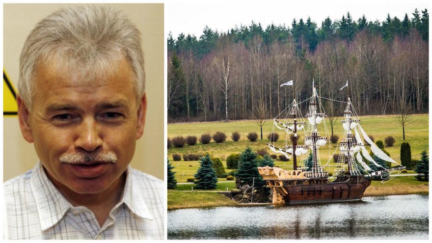 Rusijoje verslus plėtojantis Jurijus Borisovas turi, ką veikti Lietuvoje: statybų inspektoriai naršo jo valdas Trakų rajone, o teismuose verslininkas nusitaikė į sūnaus turtą