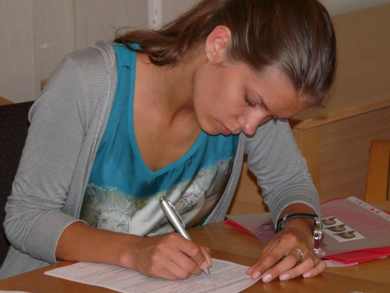 Studentė