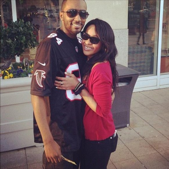Bobbi Kristina Brown ir Nickas Gordonas