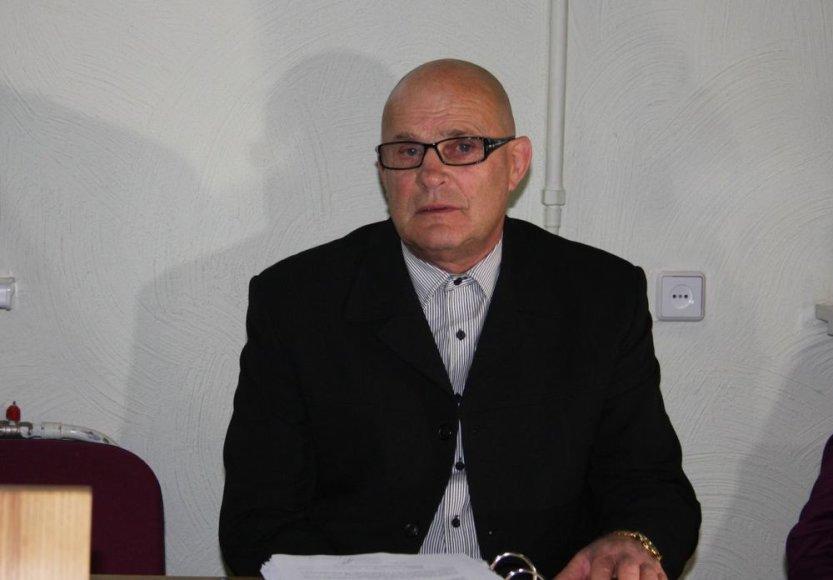 Gediminas Jacka Palangos apylinkės teisme
