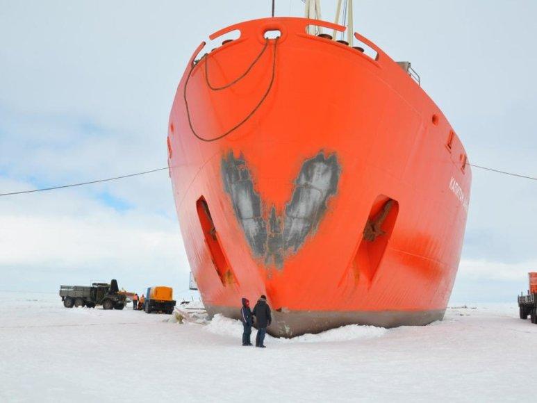 """Yamal LNG"" projektas"