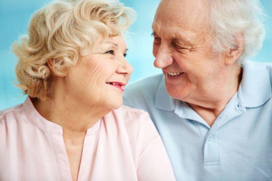 Įsimylėję senoliai