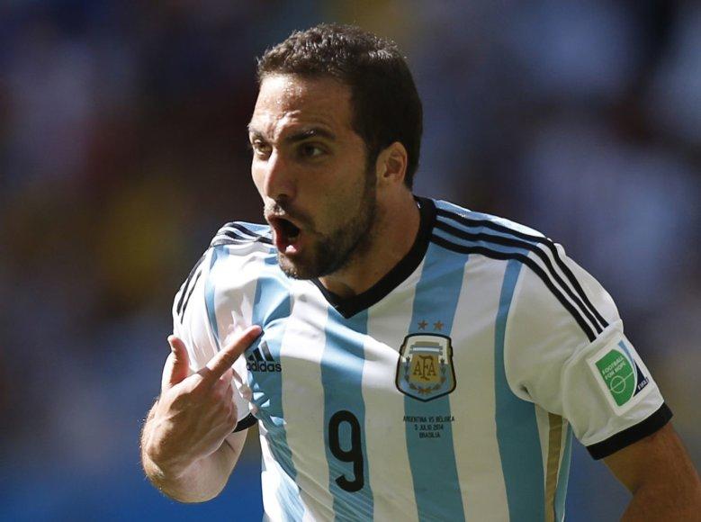 Gonzalo Higuainas