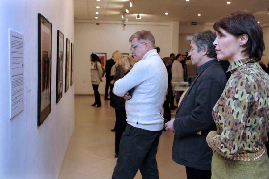 Salvadoro Dali darbų parodą Klaipėdoje pamatė per 10 tūkst. žmonių.