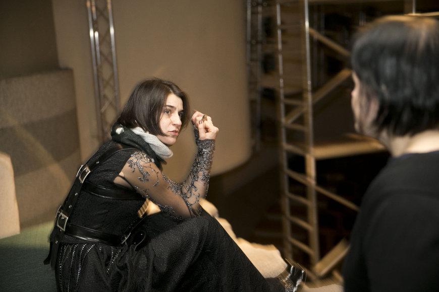Asmik Grigorian, Dalia Ibelhauptaitė