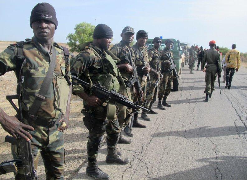Kamerūno kariai