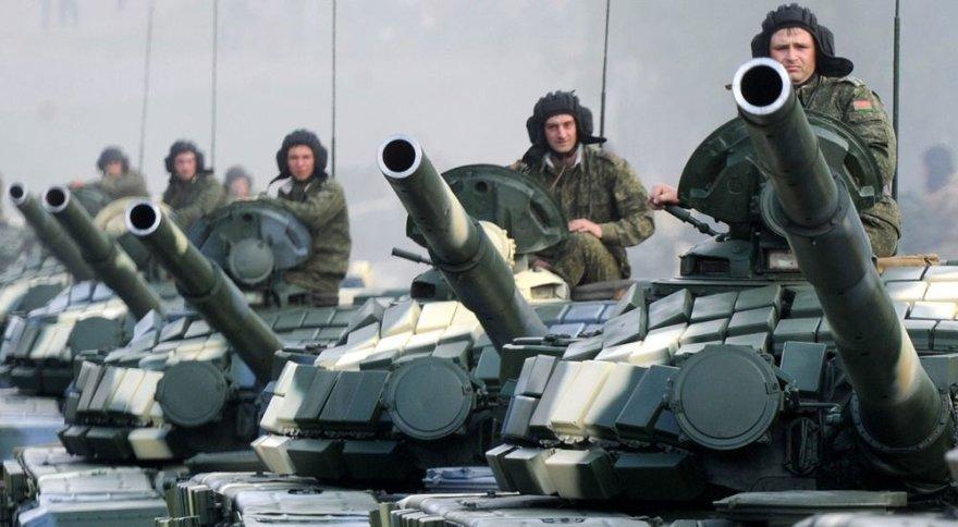 Baltarusijos kariai