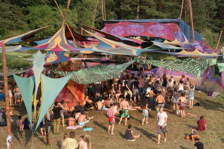 """Yaga Gahering 2014"" muzikos ir meno festivalis"