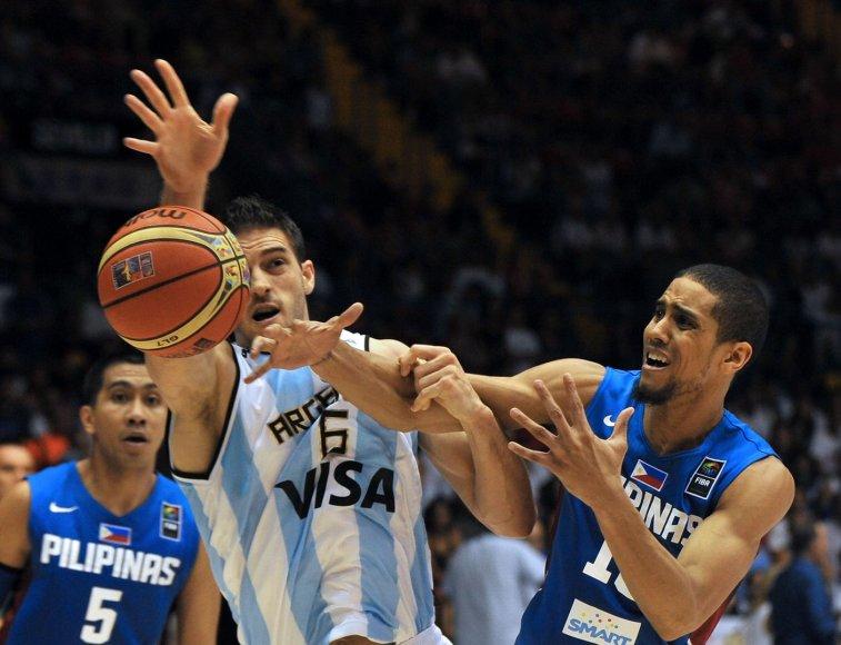 Argentina – Filipinai