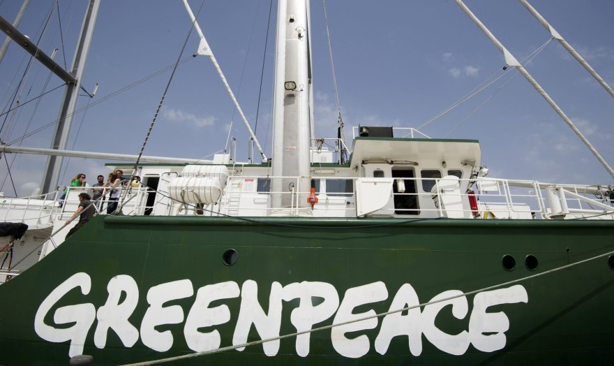 """Greenpeace"" laivas"
