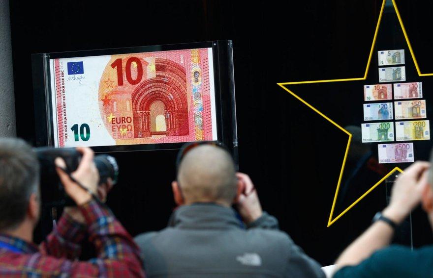 10 eurų banknotas