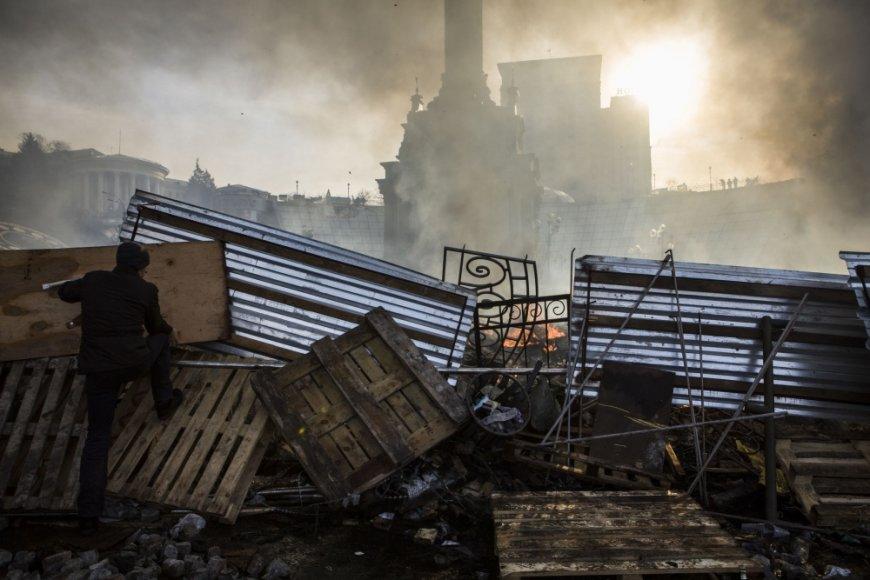 Barikados Kijeve