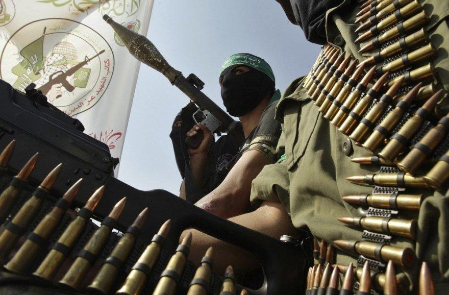 """""""Hamas"""" kariai"""