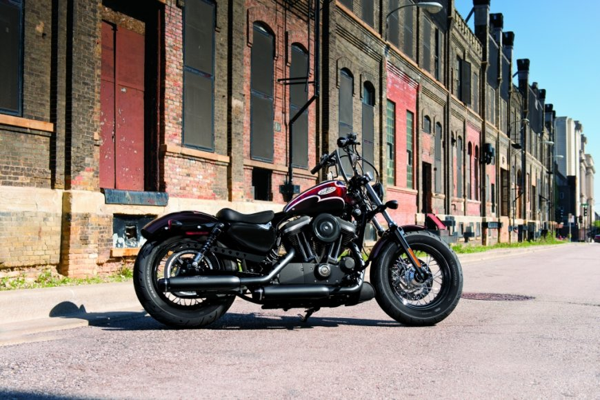 """Harley-Davidson Sportster Forty-Eight"""