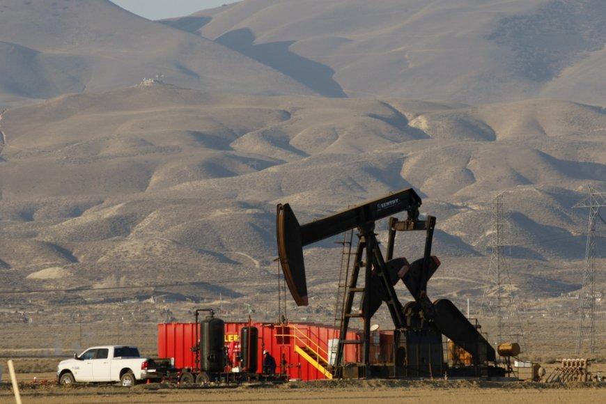 Skalūnai sukėlė energetikos revoliuciją JAV
