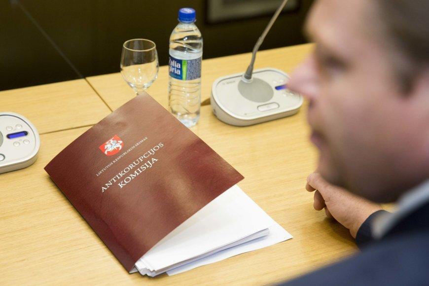 Parlamentinį tyrimą dėl Artūro Skardžiaus atliekančios komisijos išvadų svarstymas