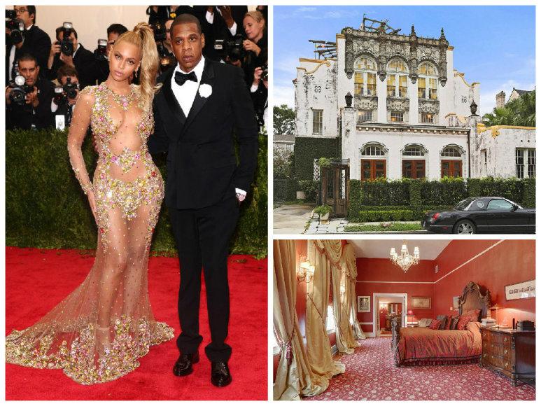 Beyonce ir Jay Z nusipirko namus, įrengtus buvusioje bažnyčioje