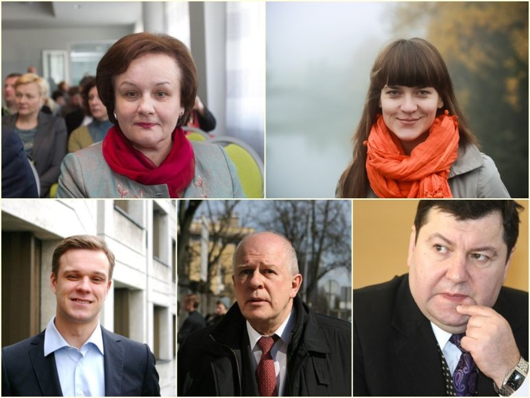Konservatorių kandidatai į Europos Parlamentą