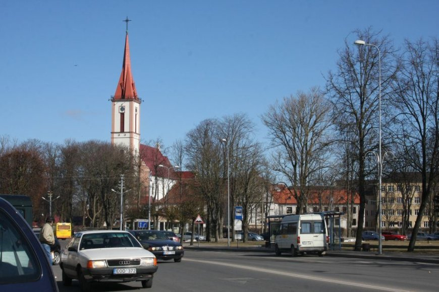 Kretingos Viešpaties Apreiškimo Švč. Mergelei Marijai bažnyčia
