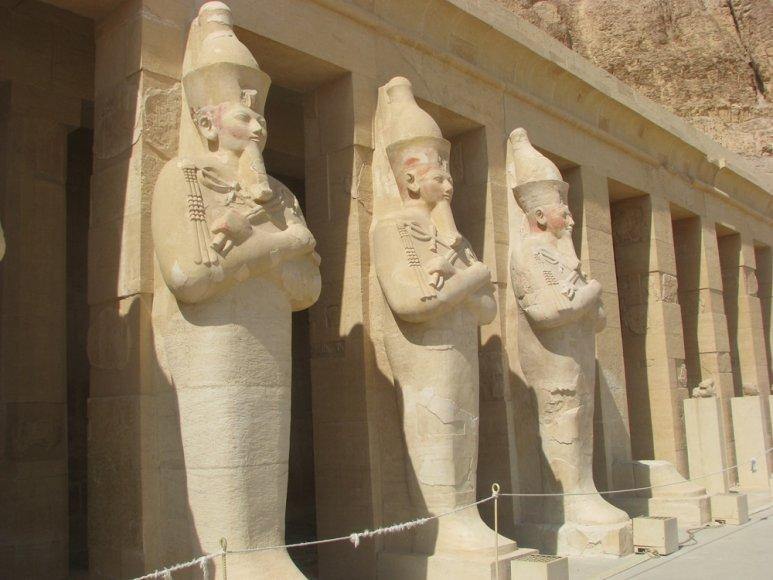 Egiptas išsiilgo turistų