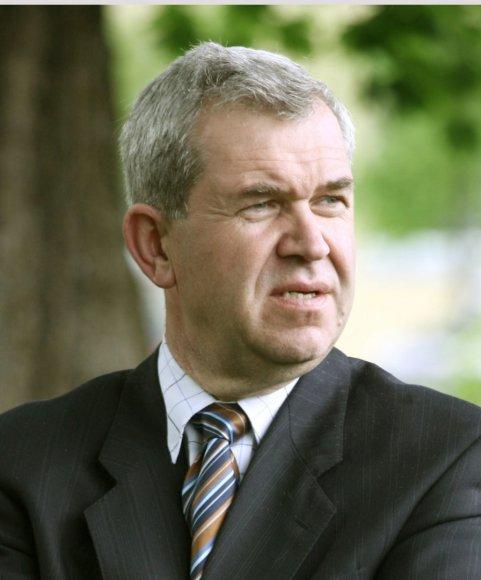 Viešvilės vaikų globos namų vadovas Algimantas Liaudaitis