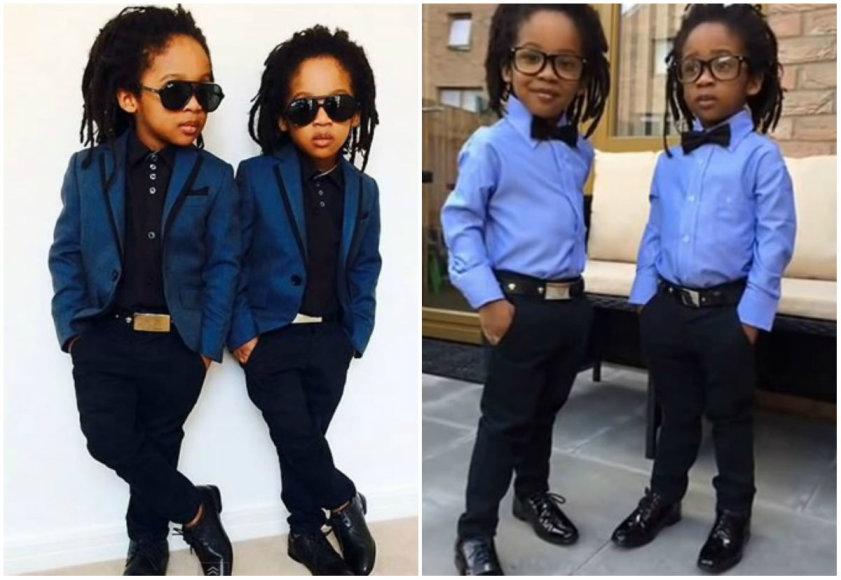 Stilingieji broliai dvyniai