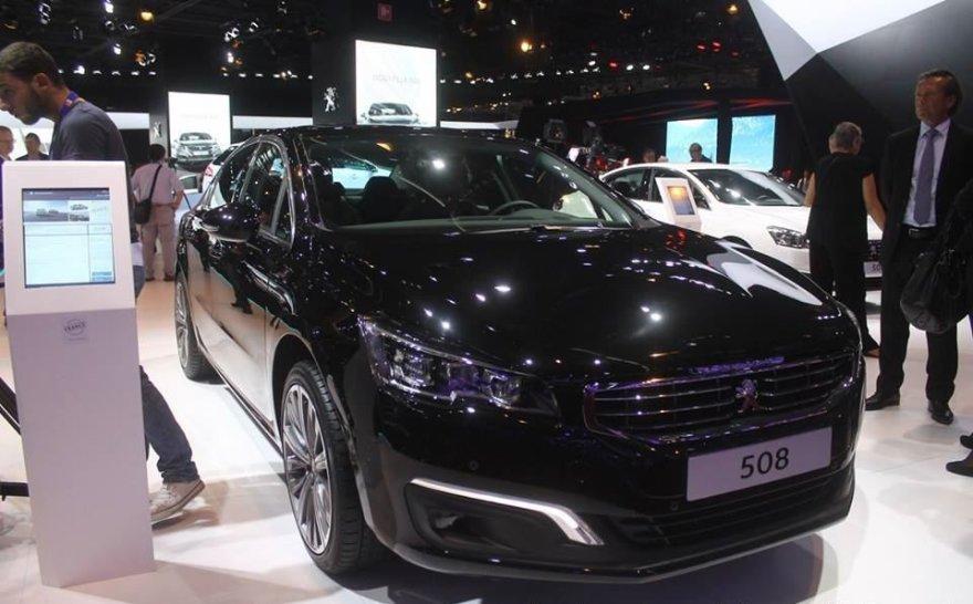 """""""Peugeot 508"""""""