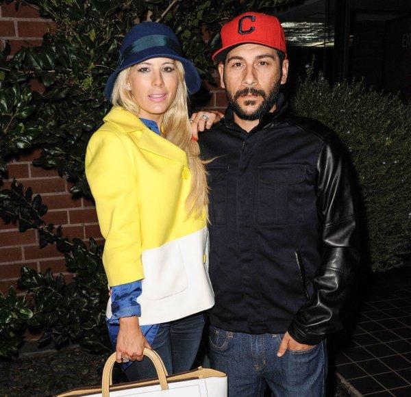 Shayne Lamas su vyru Niku Richie