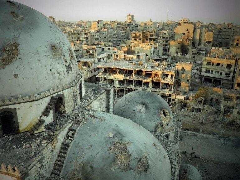 Homso miestas