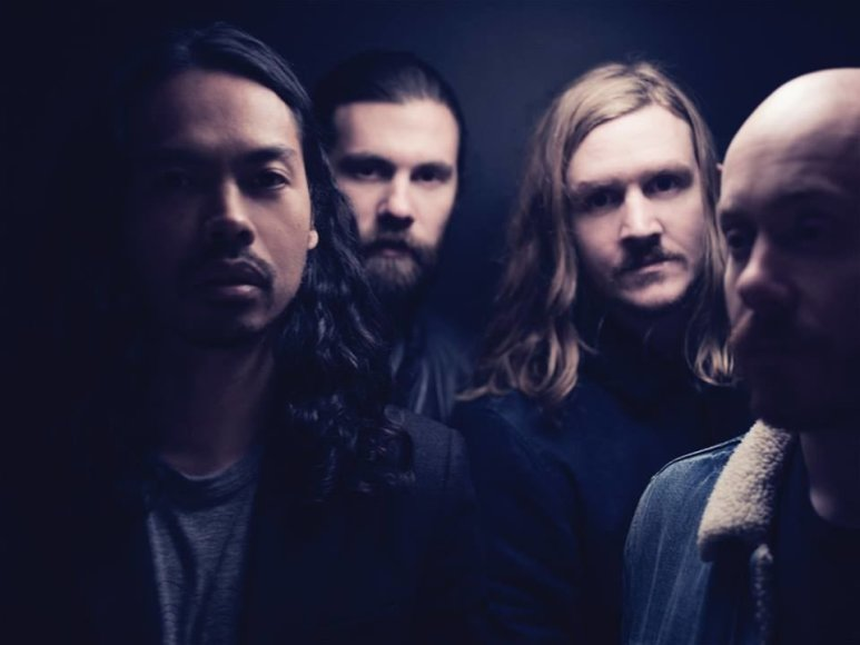 "Grupė ""The Temper Trap"""
